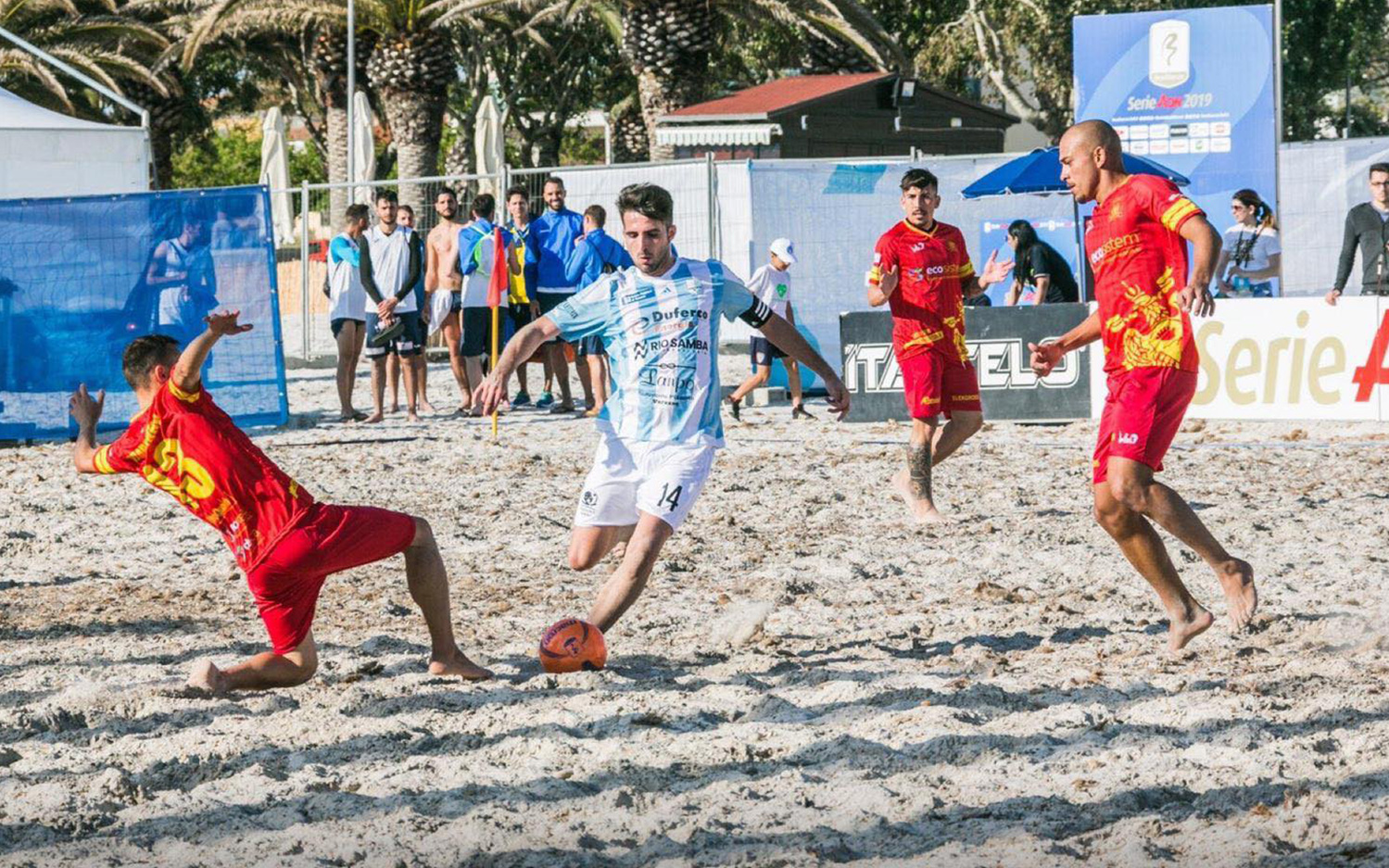 Summer Camp Beach soccer - Virtus Entella Chiavari