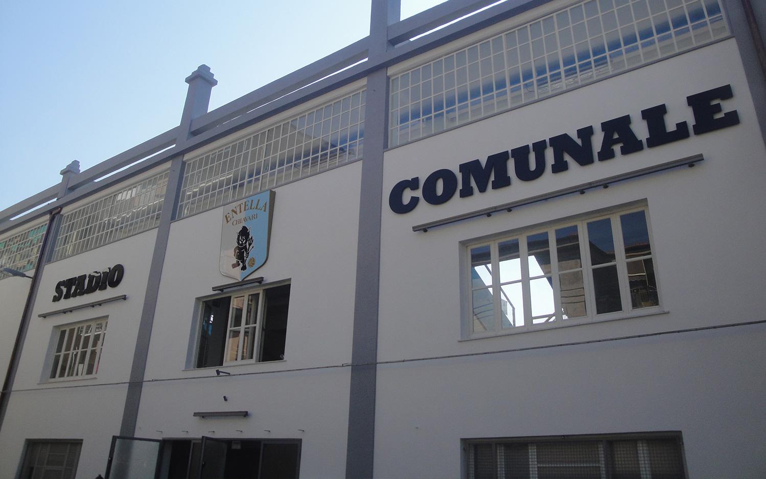 Stadio Comunale Chiavari - Virtus Entella Chiavari