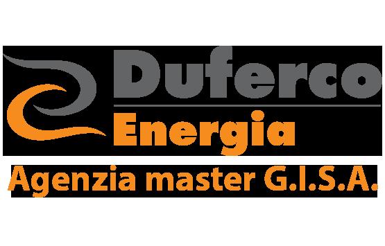 Duferco energia agenzia master GISA, sponsor - Virtus Entella Chiavari