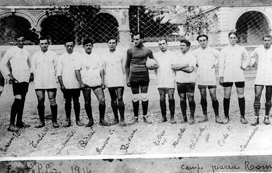 Storia 1914 Virtus Entella Chiavari