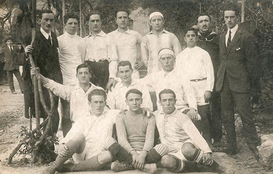 1920-21 Storia Virtus Entella Chiavari
