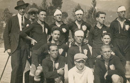 1921-22 Storia Virtus Entella Chiavari