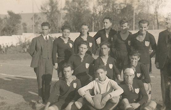 1926-27 Storia Virtus Entella Chiavari