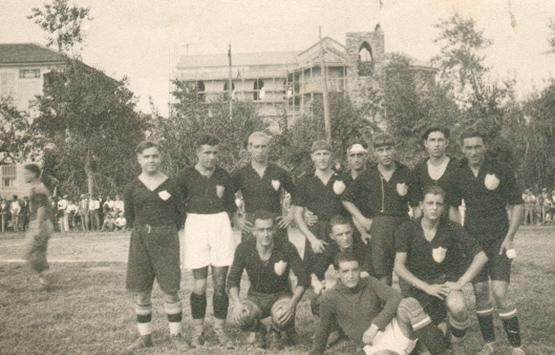 1927-28 Storia Virtus Entella Chiavari
