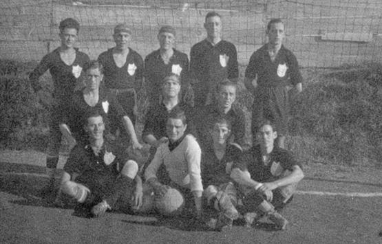 1928-29 Storia Virtus Entella Chiavari