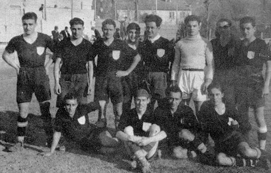 1929-30 Storia Virtus Entella Chiavari