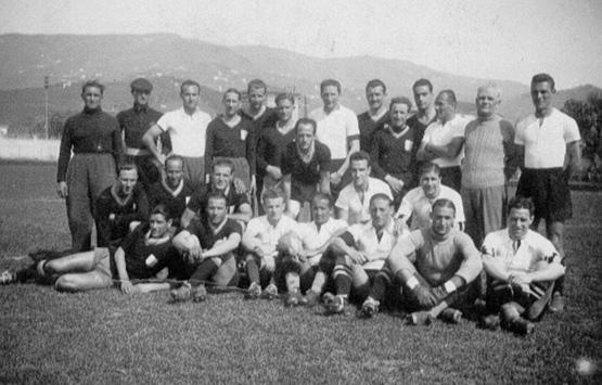 1941-42 Storia Virtus Entella Chiavari