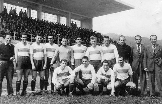 1946-47 Storia Virtus Entella Chiavari