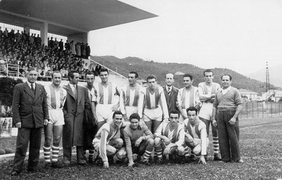 1947-48 Storia Virtus Entella Chiavari