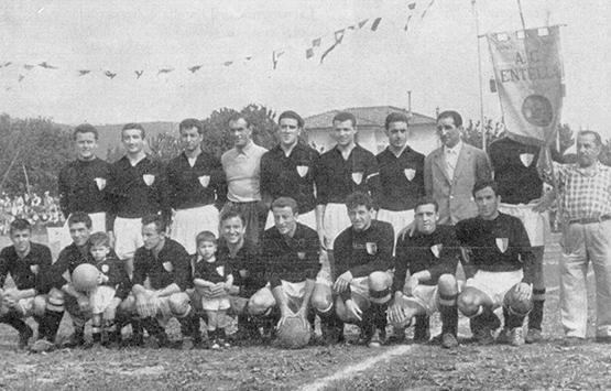 1959-60 Storia Virtus Entella Chiavari
