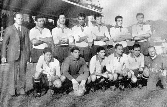 1961-62 Storia Virtus Entella Chiavari
