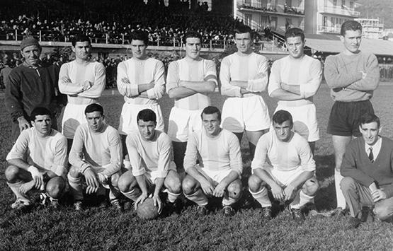 1963-64 Storia Virtus Entella Chiavari