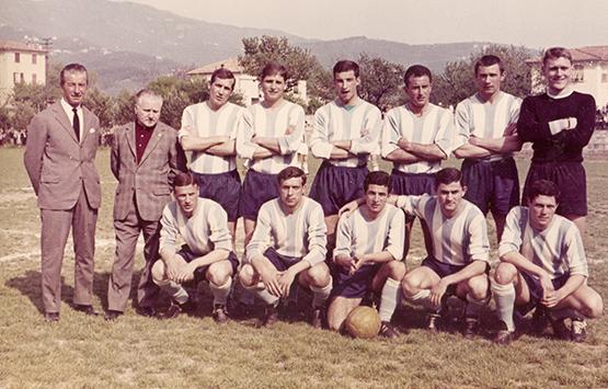 1964-65 Storia Virtus Entella Chiavari