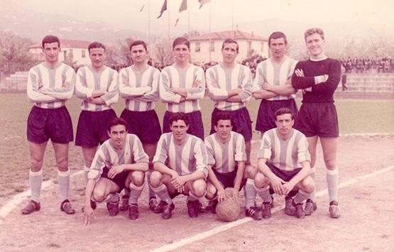 1965-66 Storia Virtus Entella Chiavari