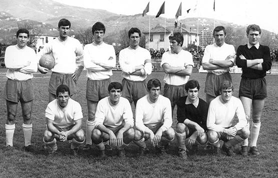 1967-68 Storia Virtus Entella Chiavari