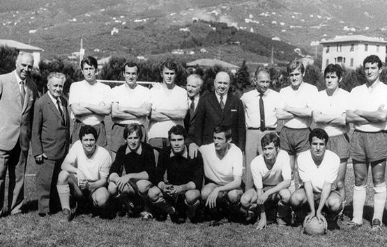 1968-69 Storia Virtus Entella Chiavari