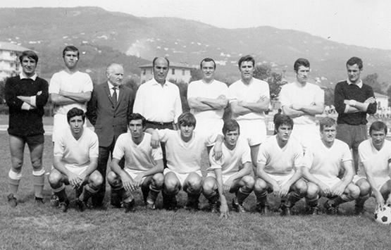 1969-70 Storia Virtus Entella Chiavari