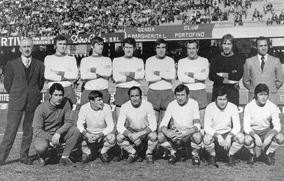 1970-71 Storia Virtus Entella Chiavari