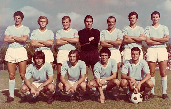 1971-72 Storia Virtus Entella Chiavari