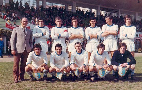 1972-73 Storia Virtus Entella Chiavari