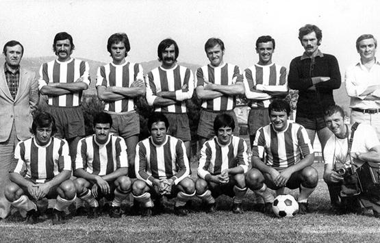 1974-75 Storia Virtus Entella Chiavari