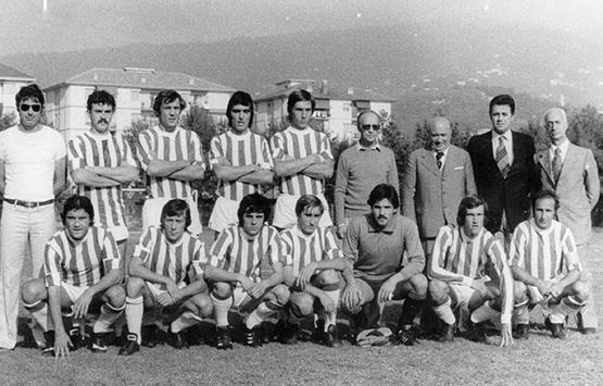 1976-77 Storia Virtus Entella Chiavari