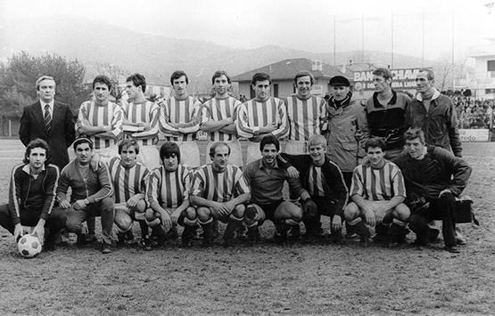 1978-79 Storia Virtus Entella Chiavari