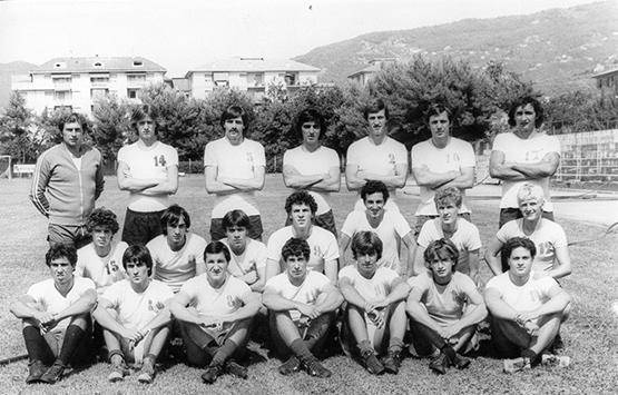 1979-80 Storia Virtus Entella Chiavari