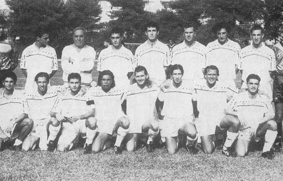 1992-93 Storia Virtus Entella Chiavari