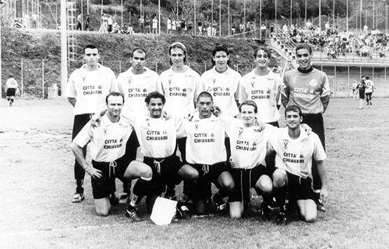 1997-98 Storia Virtus Entella Chiavari