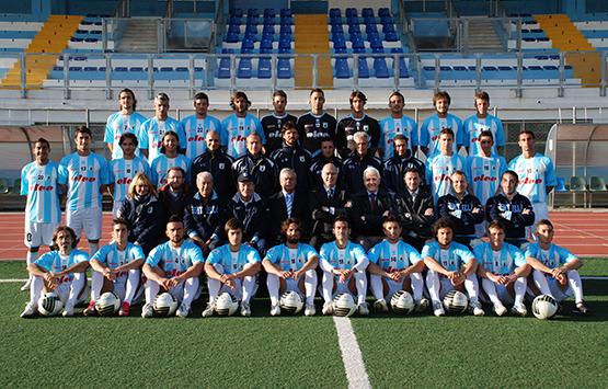 2010-11 Storia Virtus Entella Chiavari