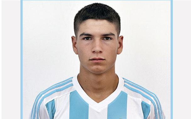 Federico Bonini convocato Under 19