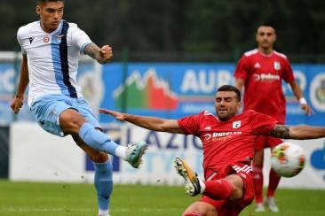 Amichevole Lazio - Virtus Entella 24/07/2019