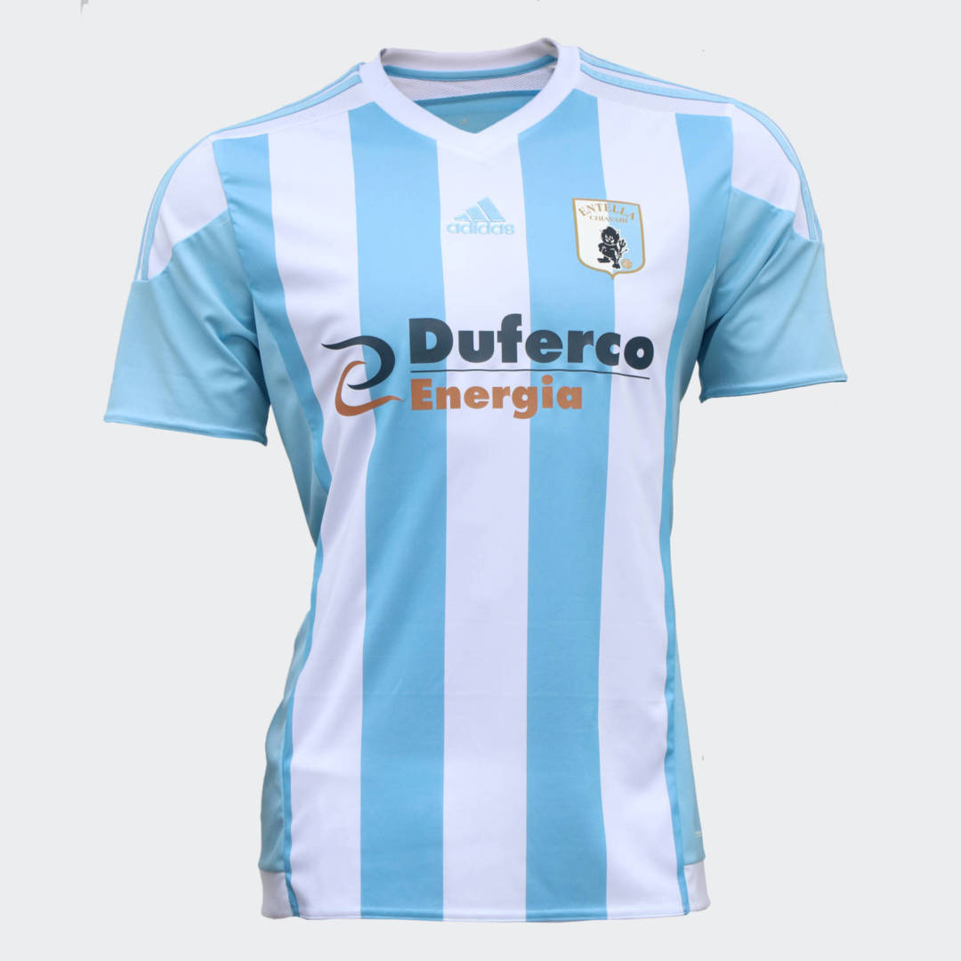 Prima divisa - Virtus Entella