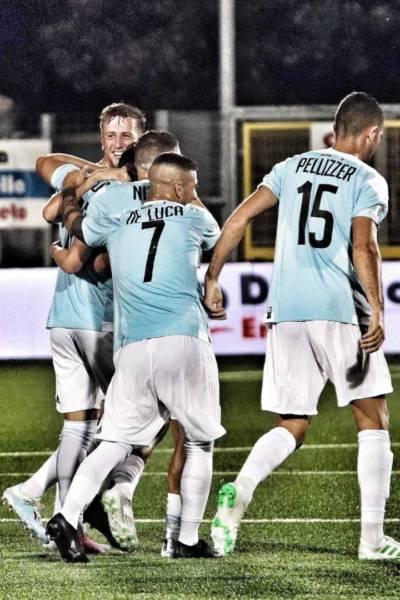 Coppa Italia - Virtus Entella - Sudtirol 11/08/2019
