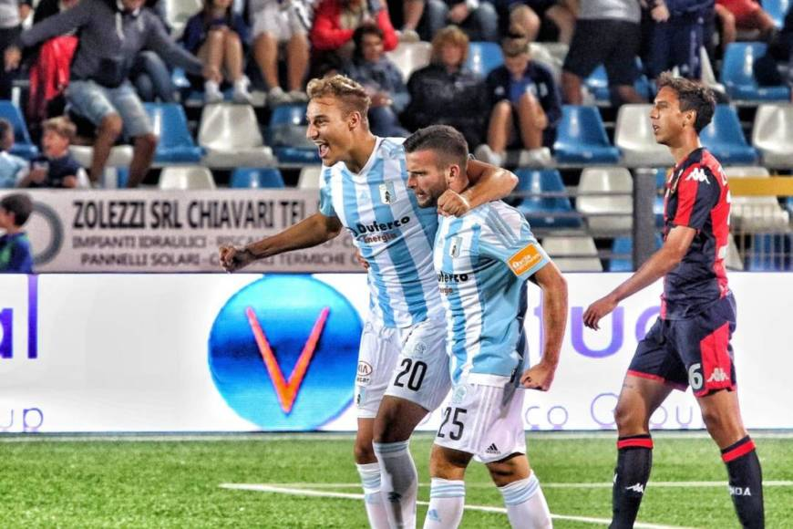 Calendario Entella.Home Virtus Entella Chiavari Sito Ufficiale