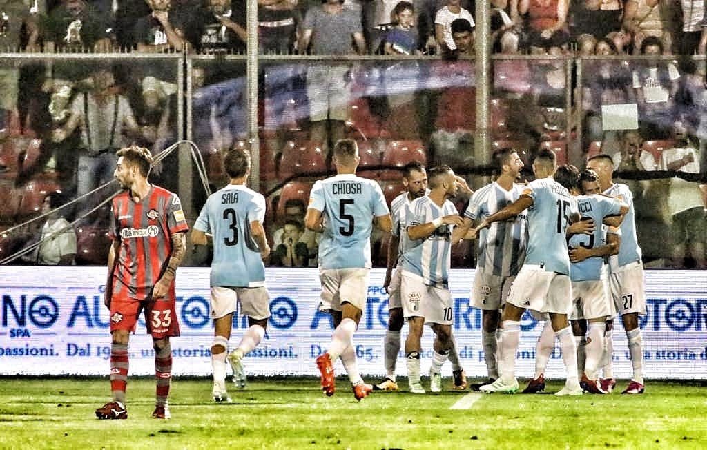 Serie B – Cremonese – Virtus Entella 31/08/2019