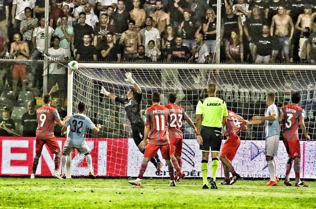 Serie B – Cremonese – Virtus Entella 31/08/2019