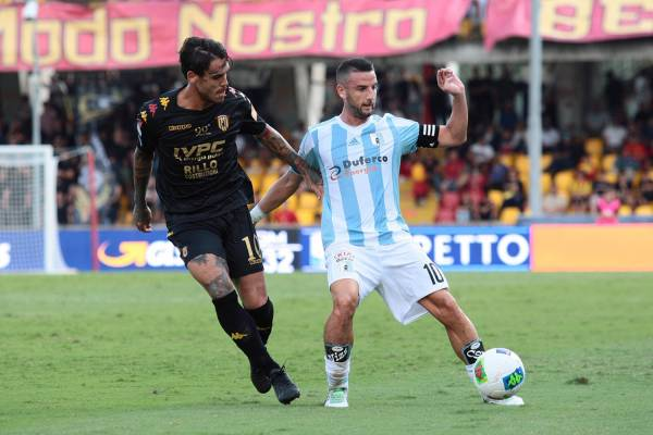 Serie B Benevento-Virtus-Entella