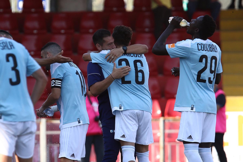 Serie B Benevento-Virtus-Entella