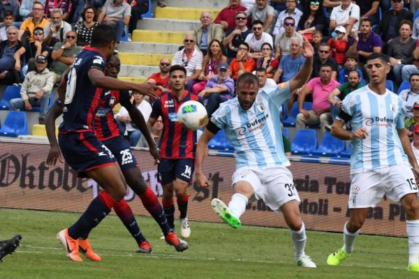 Serie B Crotone-Virtus-Entella