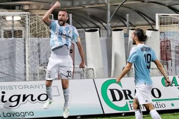 Serie B Virtus Entella-Cosenza, 29/10/2019, 10 giornata