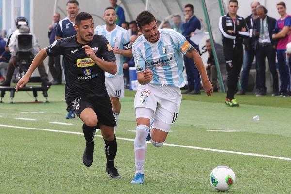 Serie B, Virtus Entella-Trapani 19/10/2019