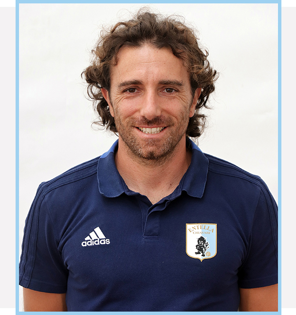 BOTTARO MATTIA, staff tecnico Primavera 2, Virtus Entella