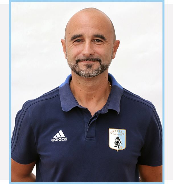 MASSA FRANCO, staff tecnico Primavera 2, Virtus Entella