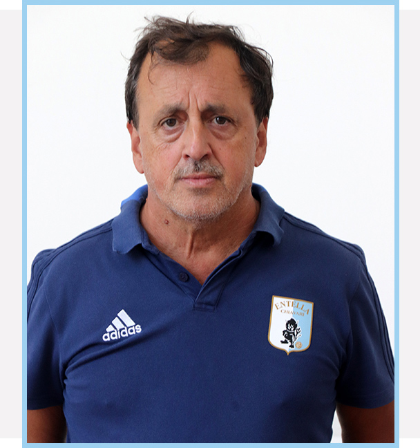 Russo Renato, staff Under12, Virtus Entella